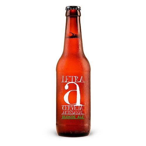 Letra A (Blonde Ale)