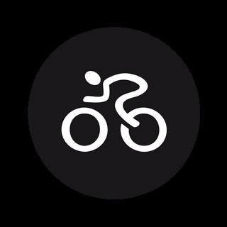 自転車※デモンストレーション