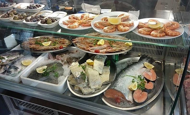 Peixe & Marisco  | República da Carne - Churrascaria no Carvão