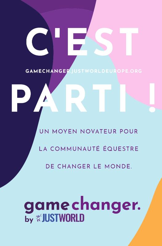 Enfants JustWorld GameChanger Communaute Equestre