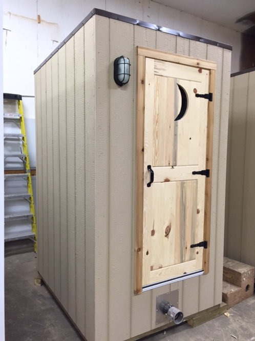 Canadian Rentals Inc. Lavatory Cabin Skid