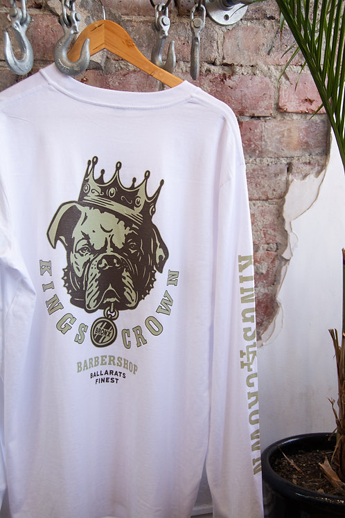 Kings Crown 'Bronx' Long Sleeve