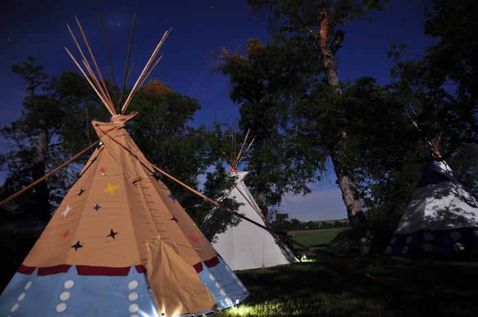 Lakota Language Camp