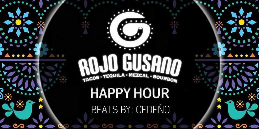 """HAPPY HOUR"" at ROJO GUSANO"