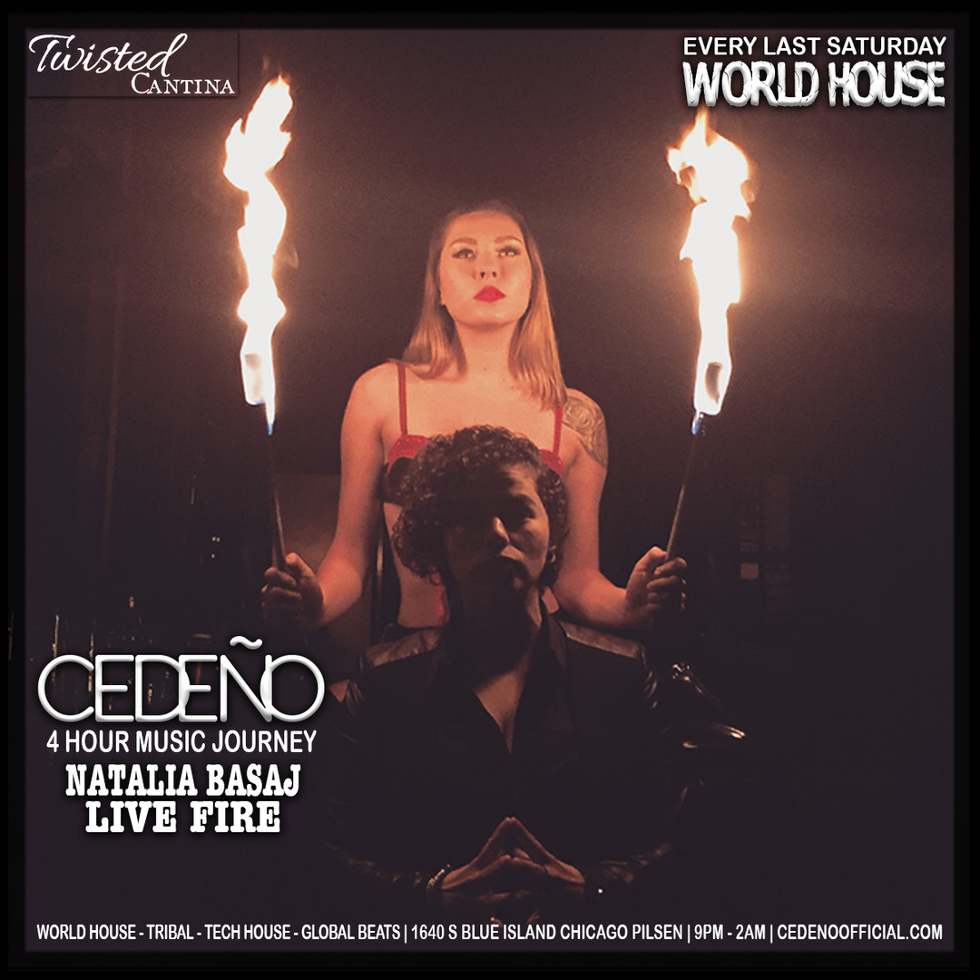 Saturday - World House - Twisted Cantina