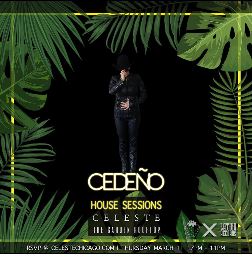 HOUSE SESSIONS @CELESTE