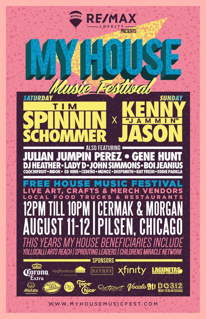MY HOUSE MUSIC FESTIVAL 2019