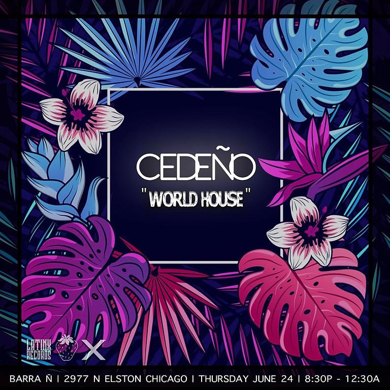 """""""WORLD HOUSE"""" at BARRA Ñ"""