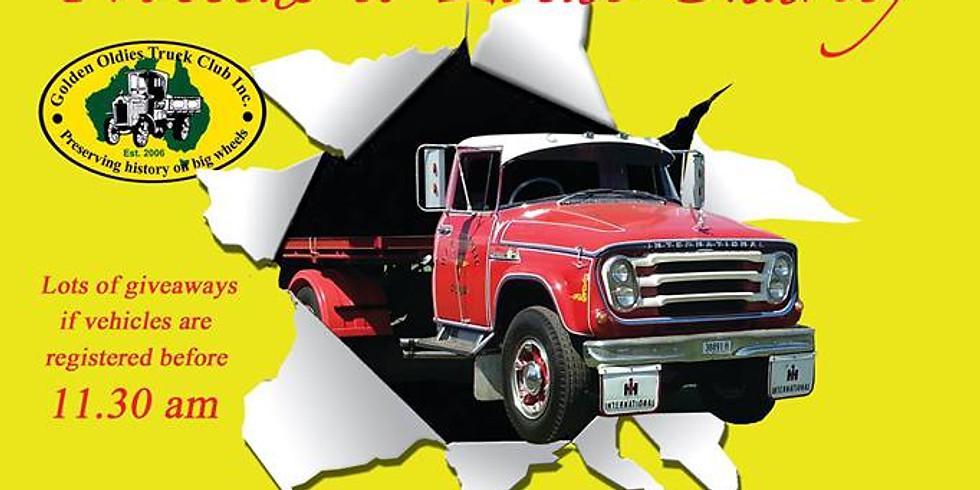 Golden Oldies Vintage Truck Show