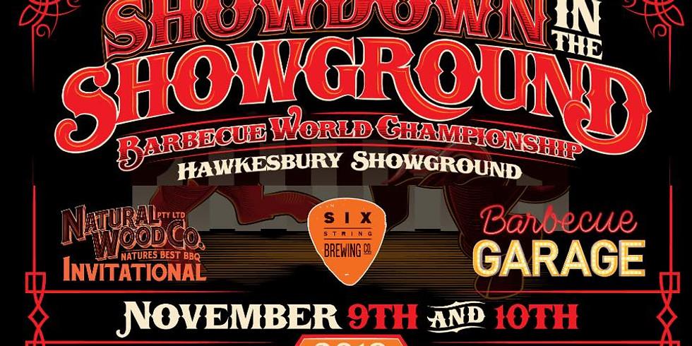 Showdown in the Showground