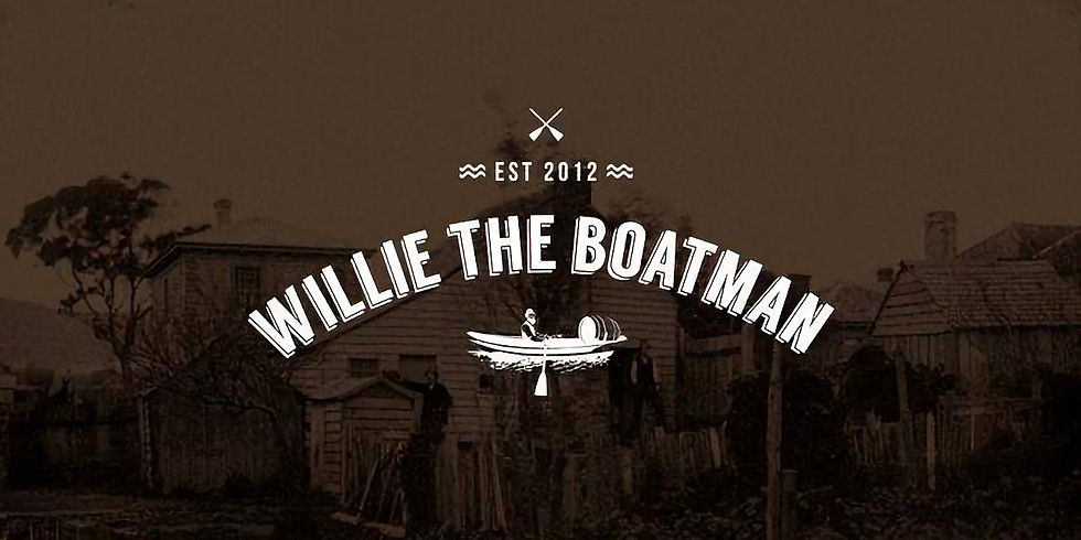 Pop-Up @ Willie The Boatman