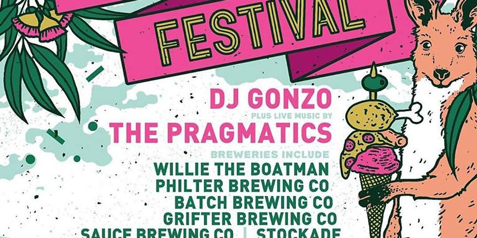 Beer & Food Truck Festival