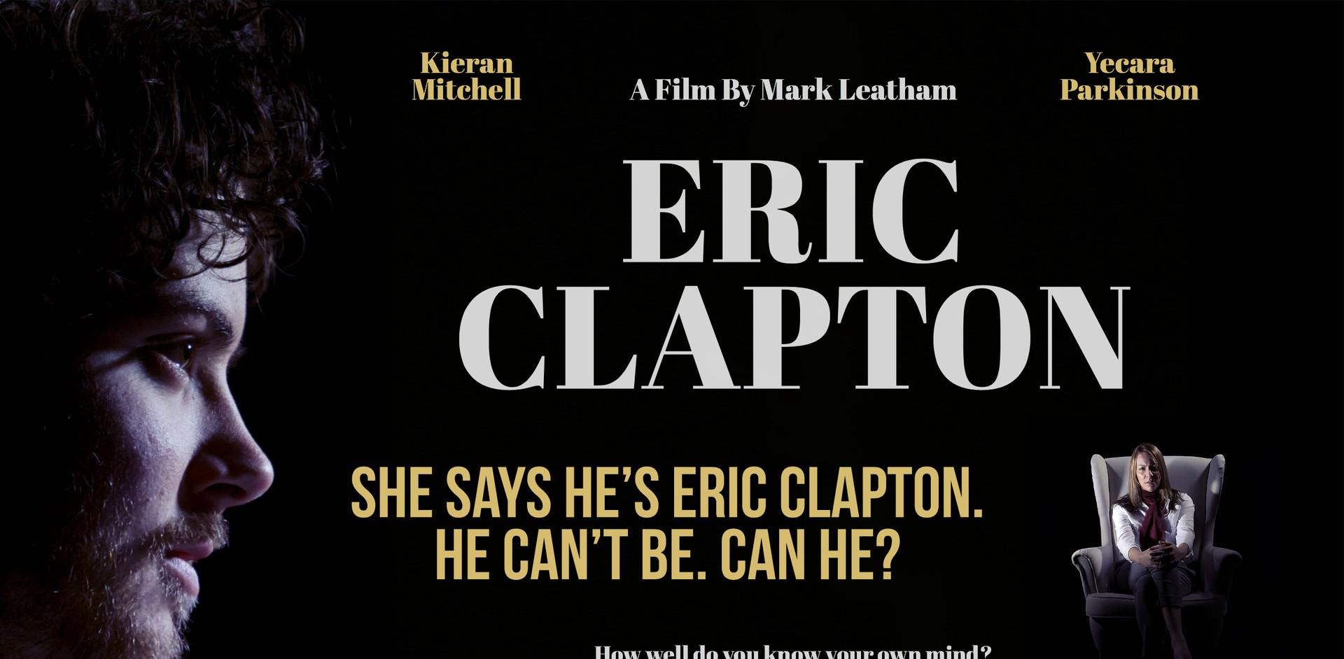 Eric Clapton Film Poster