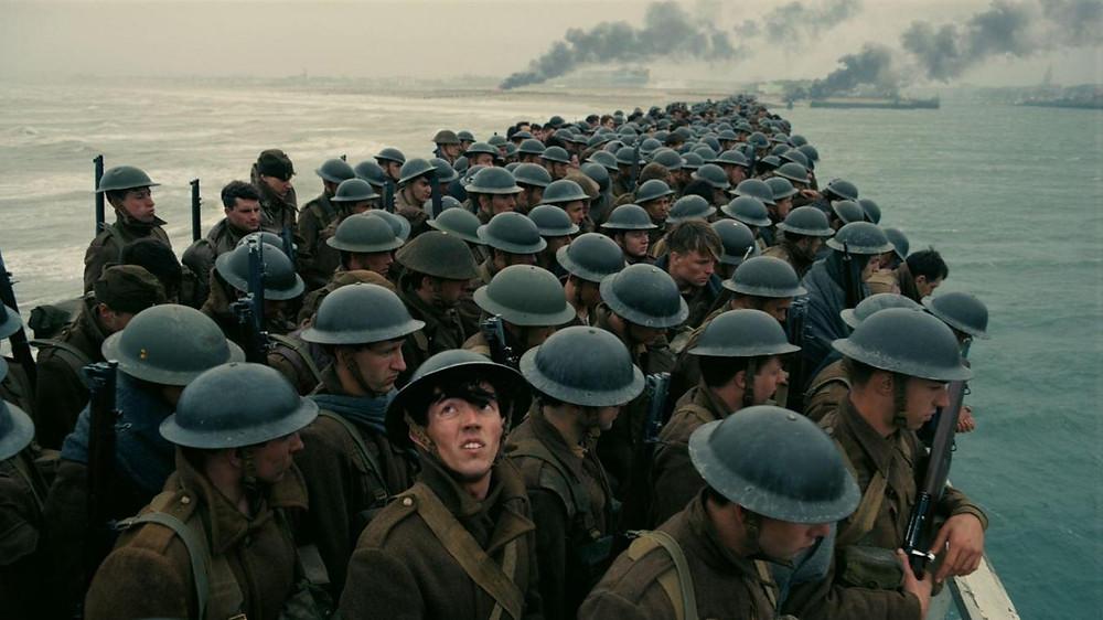 Dunkerke de Christopher Nolan (2017)