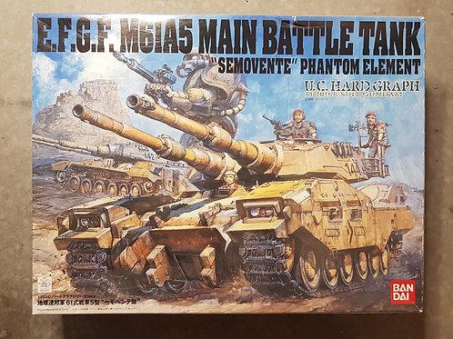 "1/35 Scale M61A5 MAIN BATTLE TANK ""SEMOVENTE"" PHANTOM ELEMENT"