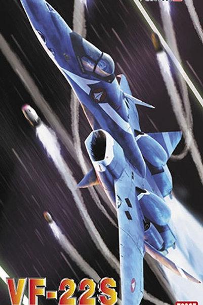 1/72 Macross: 7 VF-22 S