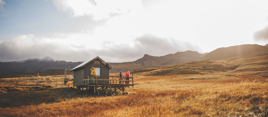 ICELAND EDITORIAL & ROADTRIP