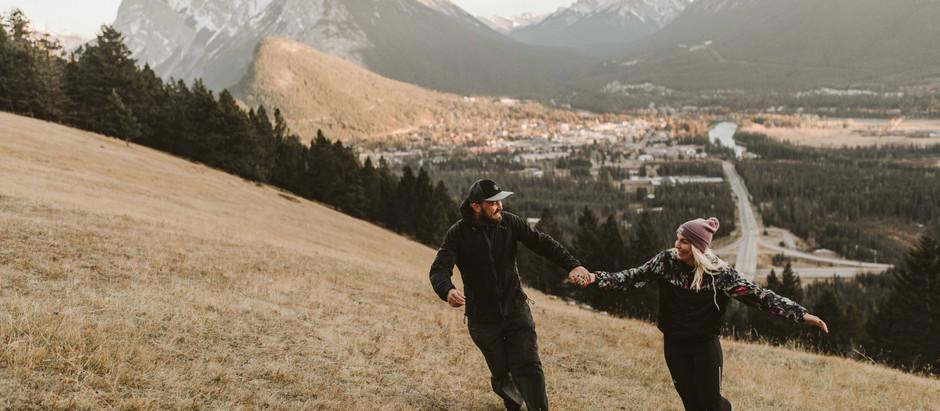 Banff holiday / Naty & Martin