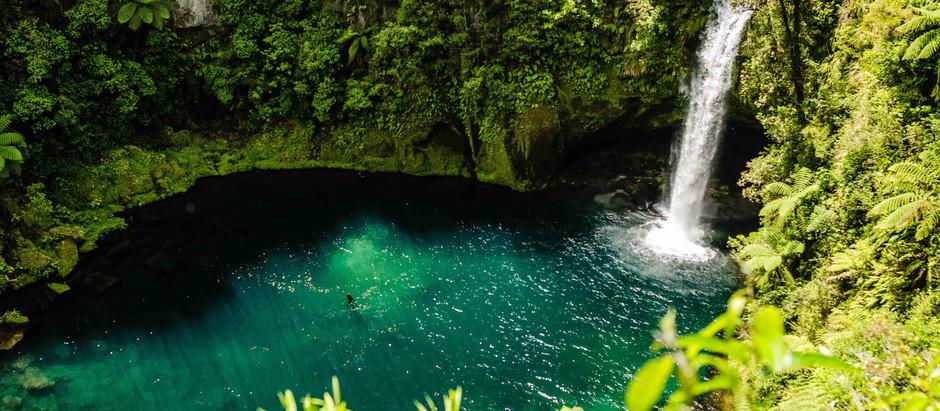 Tauranga / Rotorua / McLaren Falls / Keresone Creek
