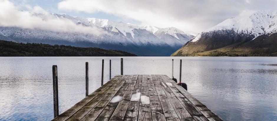 Picton, Blenheim, Nelson Lakes, Pelorus river / Marlborough