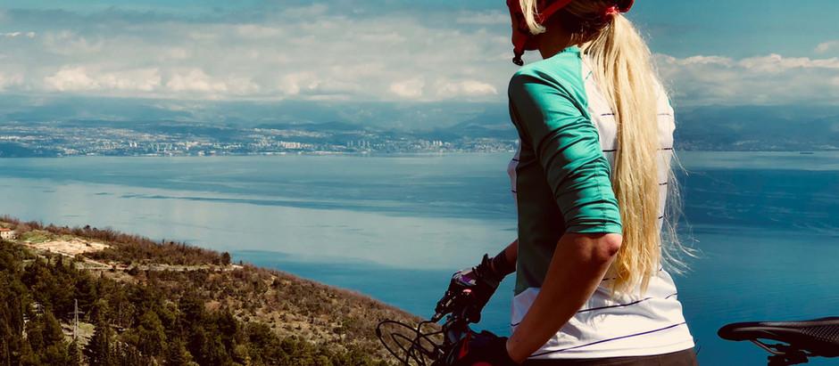 Chorvatsko / MTB Učka trail