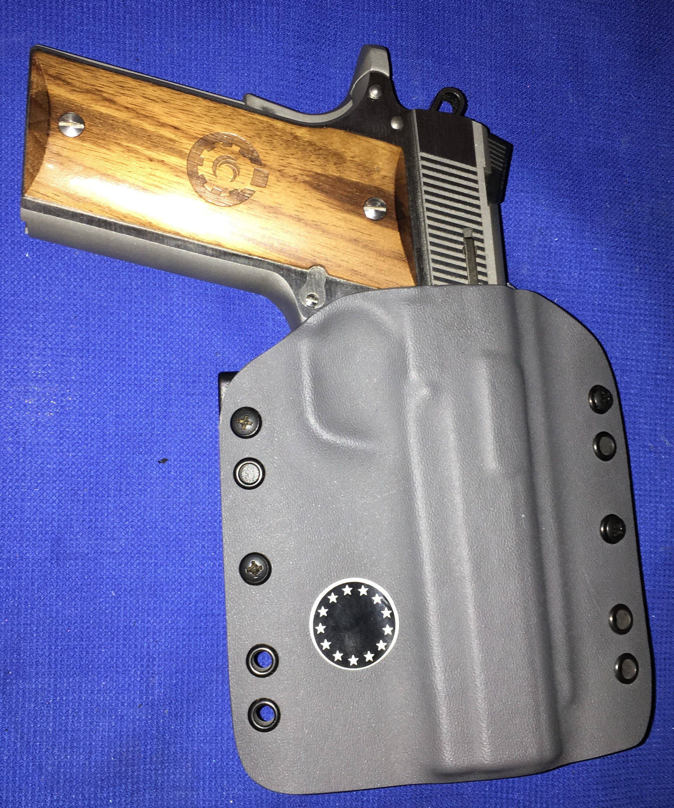 The Coonan Line of Holsters from Betsy Ross Kydex