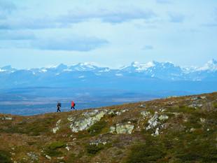 Base for fjellvandring