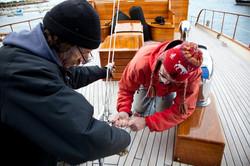 Yacht Refit Project