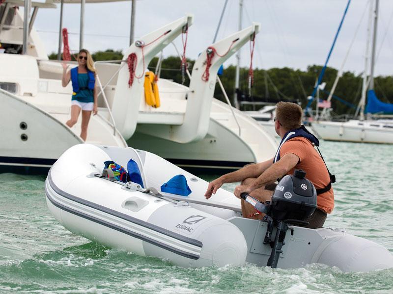F2.5 Yamaha Outboard Motor