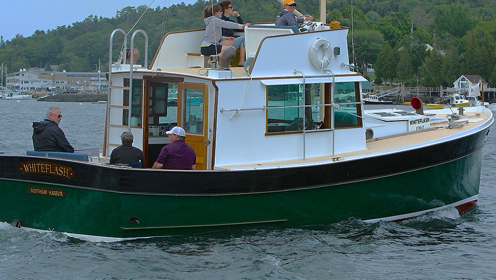 Penbo Trawler Refit
