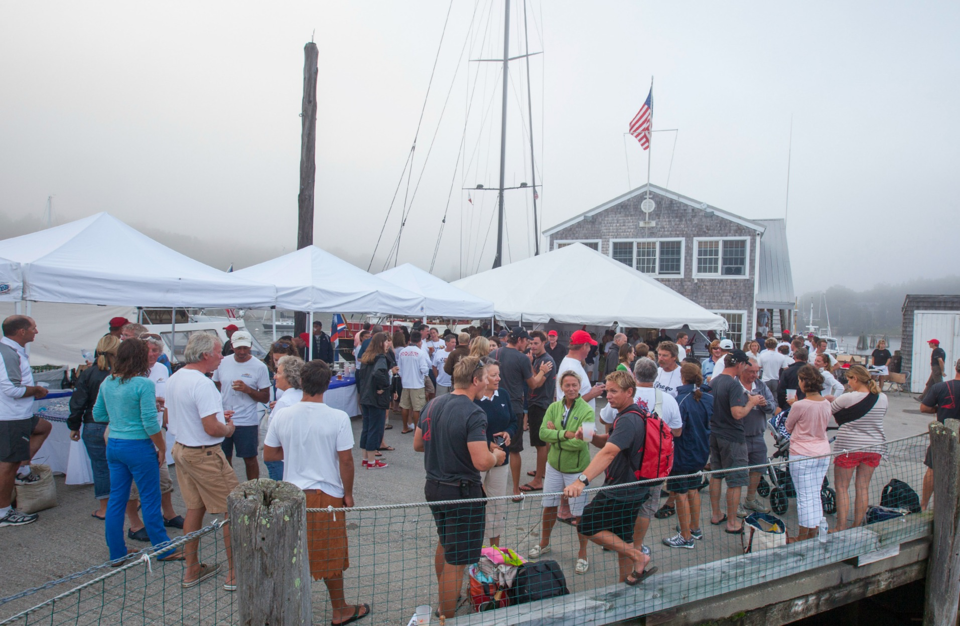 Hodgdon Marina Group Event