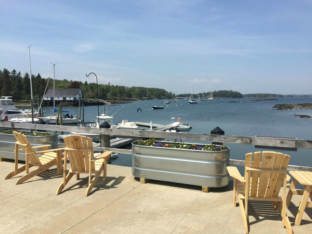 Maine Boatyard