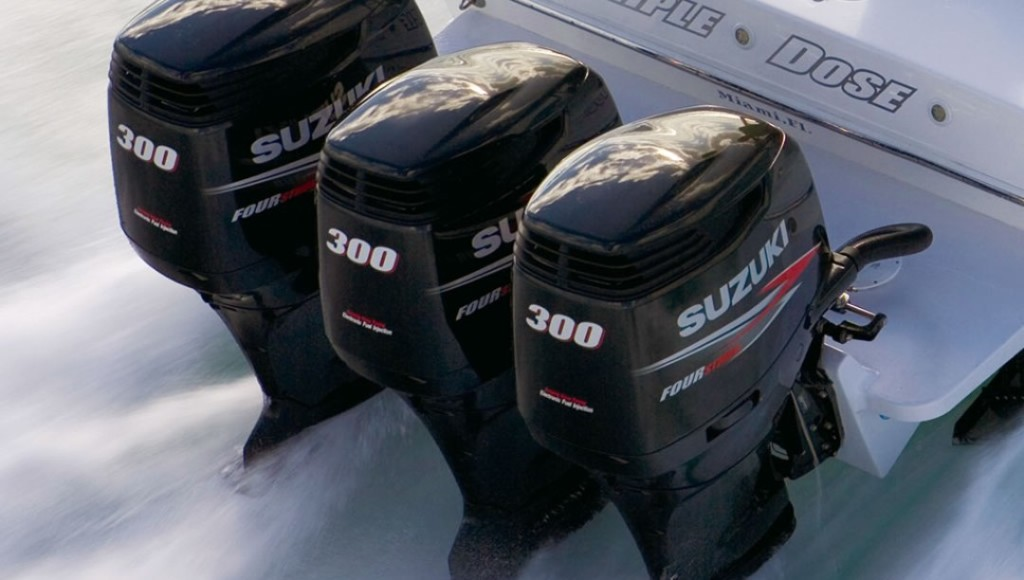 Suzuki Outboard Engines Maine