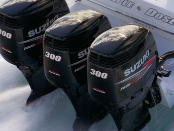 WE'RE NOW A SUZUKI MARINE DEALER