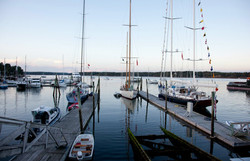 East Boothbay Shipyard Maine