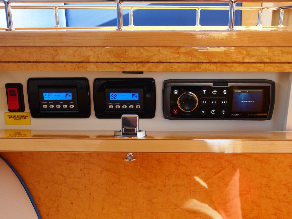 Marine Entertainment System