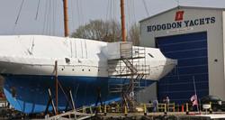 Large Sailboat Refit