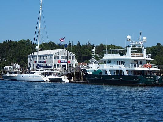 Hodgdon Marina - Boothbay Harbor, Maine