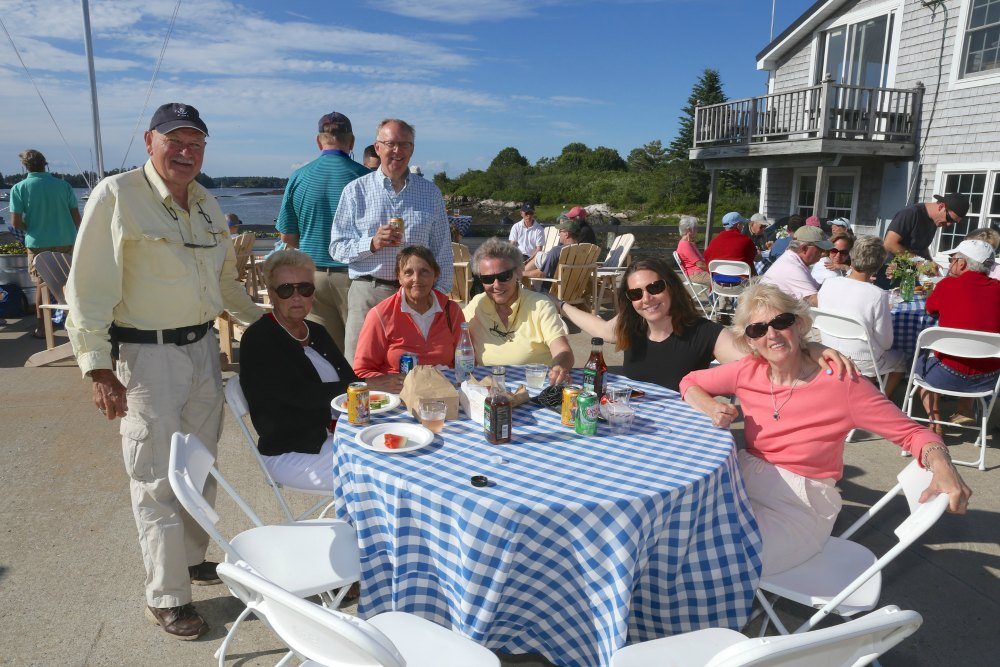 Maine Boatyard Customers