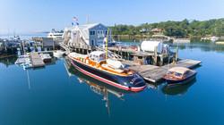 Deep Water Dock Maine