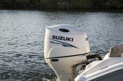 Suzuki Four Stroke Outboard Motor