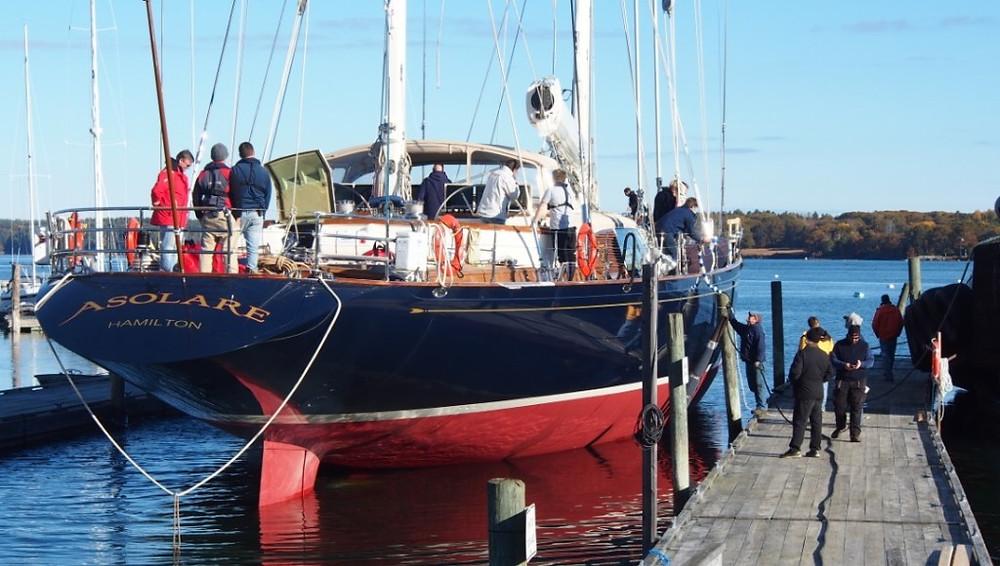 Sailboat Refit