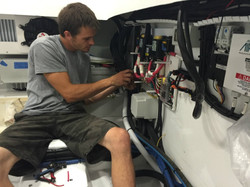 Yacht Systems Refit