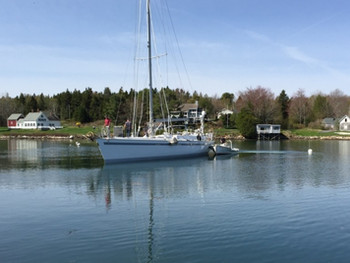 DEERFOOT SAILBOAT REFIT PROJECT