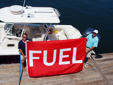 Gas and Diesel Fuel Now Available at Hodgdon Marina in Boothbay Harbor, Maine