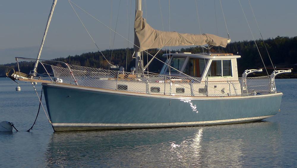 Cape Dory 300 Cruiser Refit