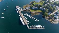 Superyacht Dock Maine