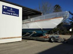 Hinckley Boat Storage Indoor