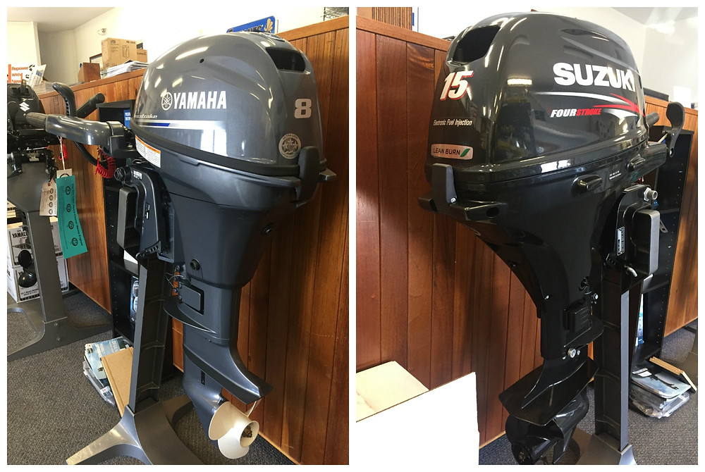 New Outboard Inventory