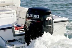 Suzuki Four Stroke Outboard